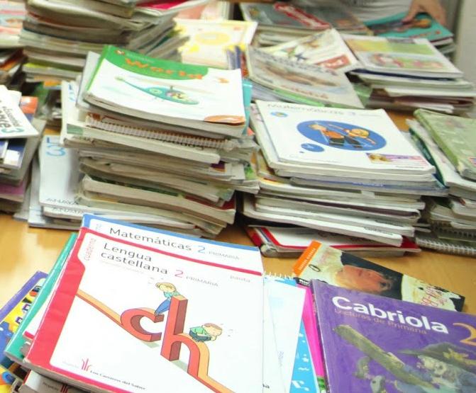 Los libros de texto de segunda mano blog mitrastero blog mitrastero - Libreria segunda mano online ...