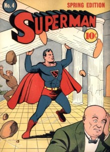 comic superman