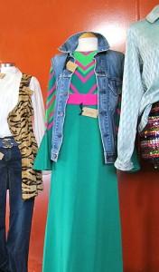 Feria Moda Vintage en la Estación de Chamartín octubre 2013